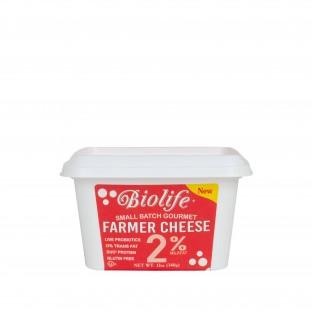 Farmer Cheese Biolife 2% milkfat