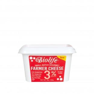 Farmer Cheese Biolife 3% milkfat